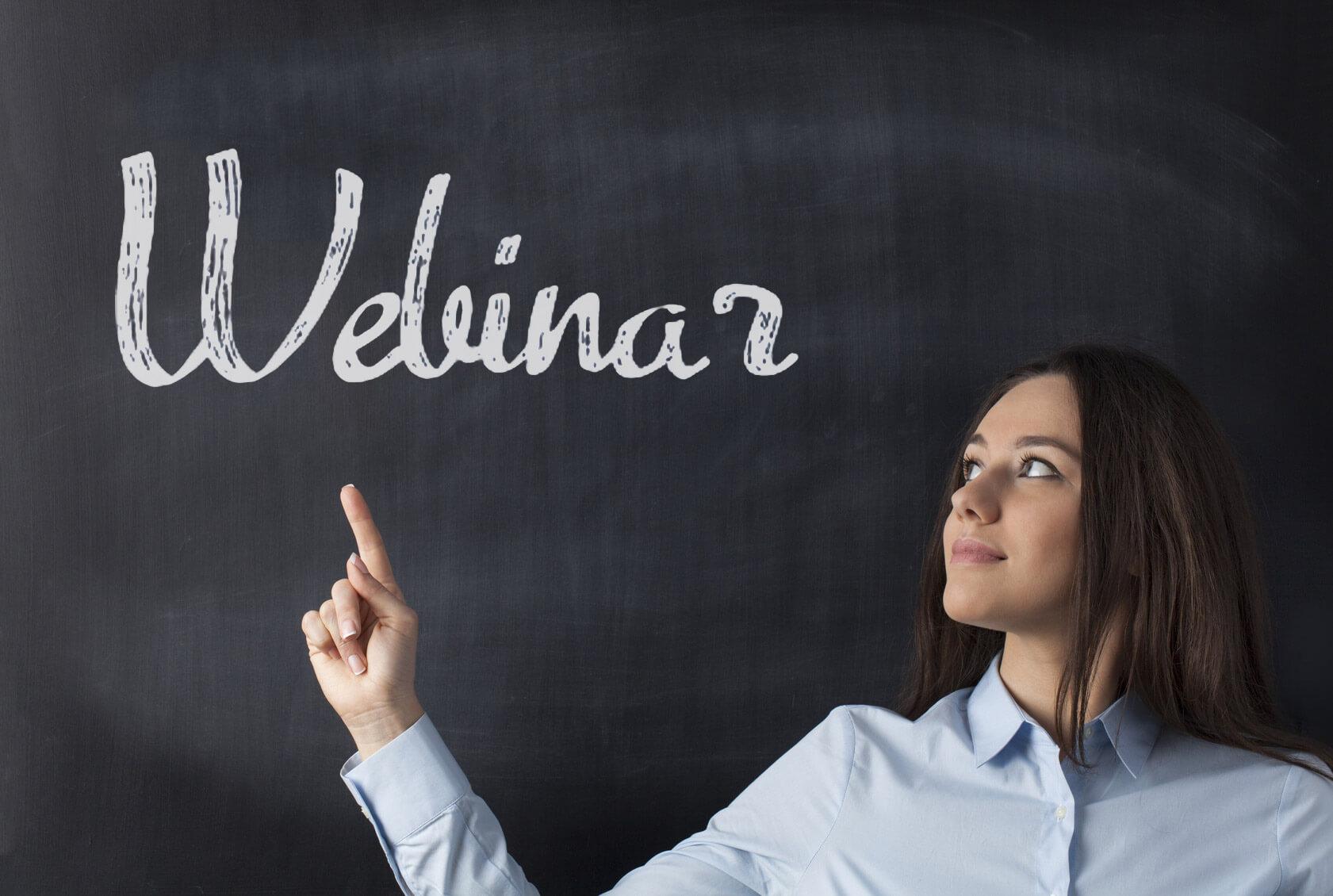 webinar as marketing instrument