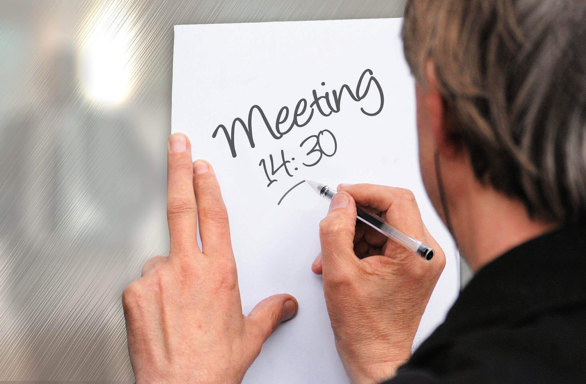 start meeting