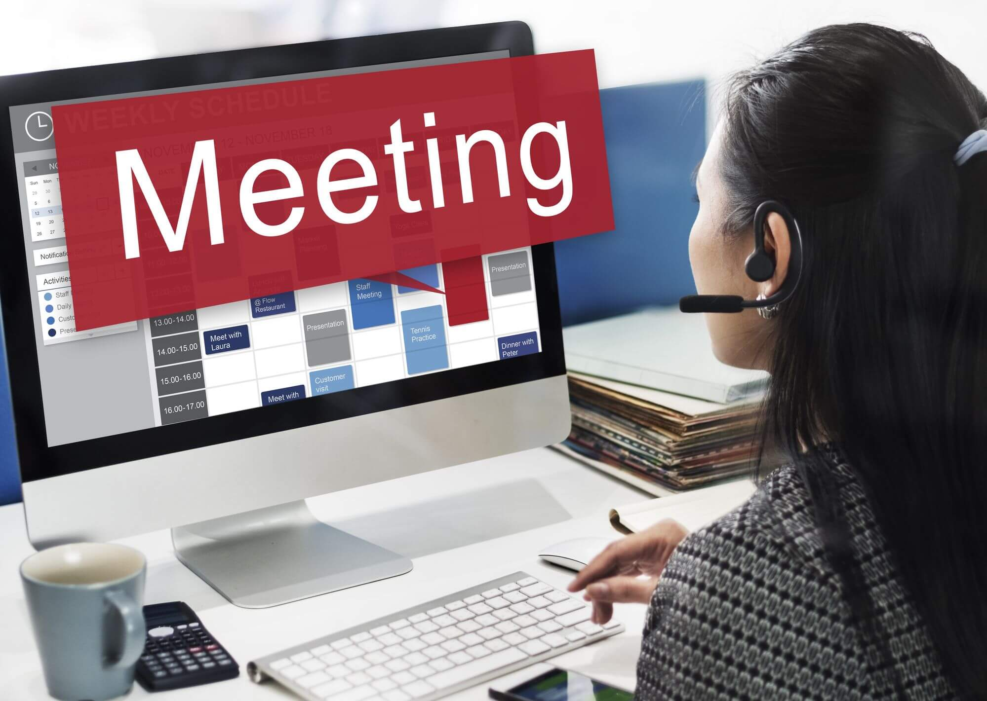 how to start online meeting