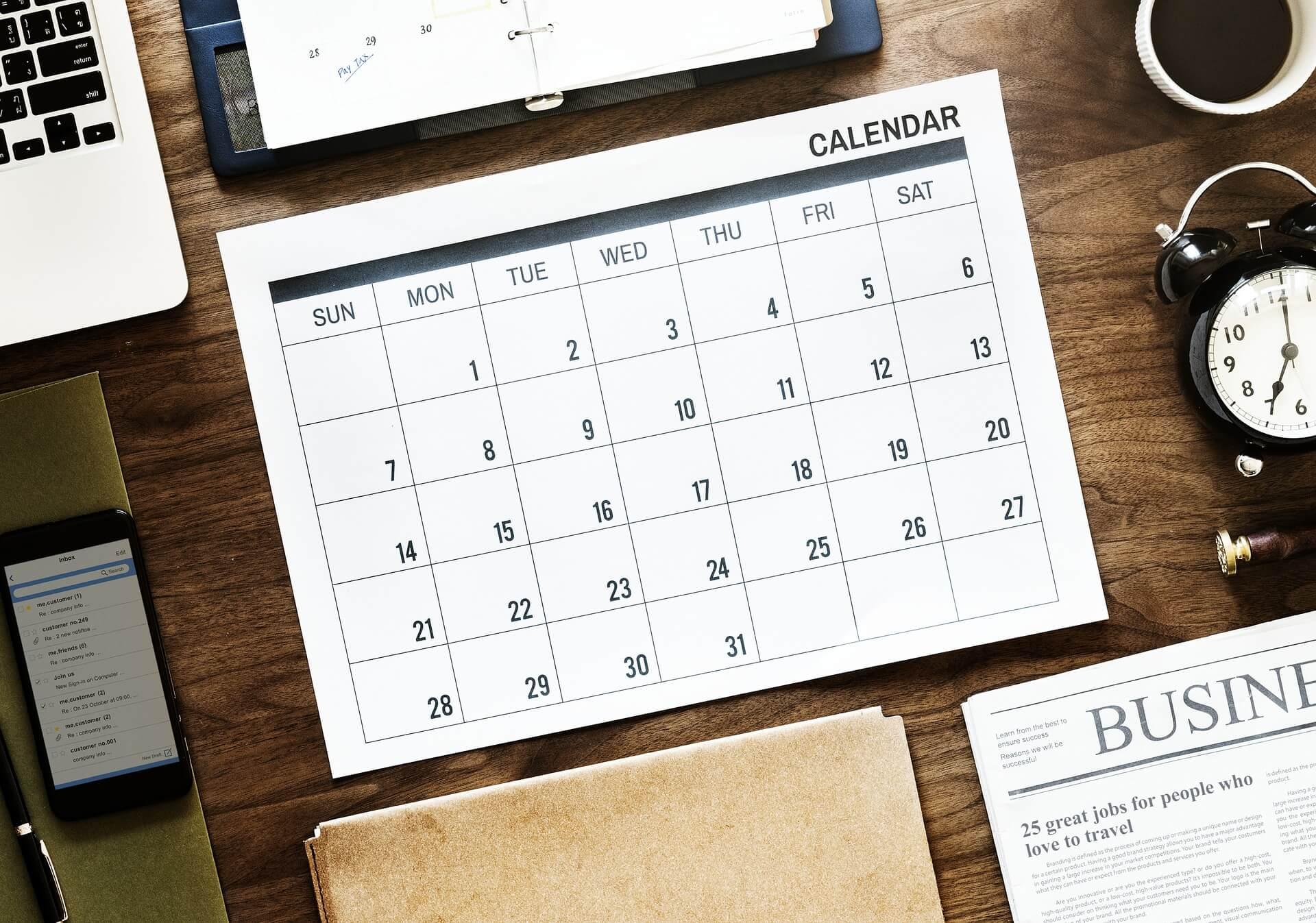 schedule webinar