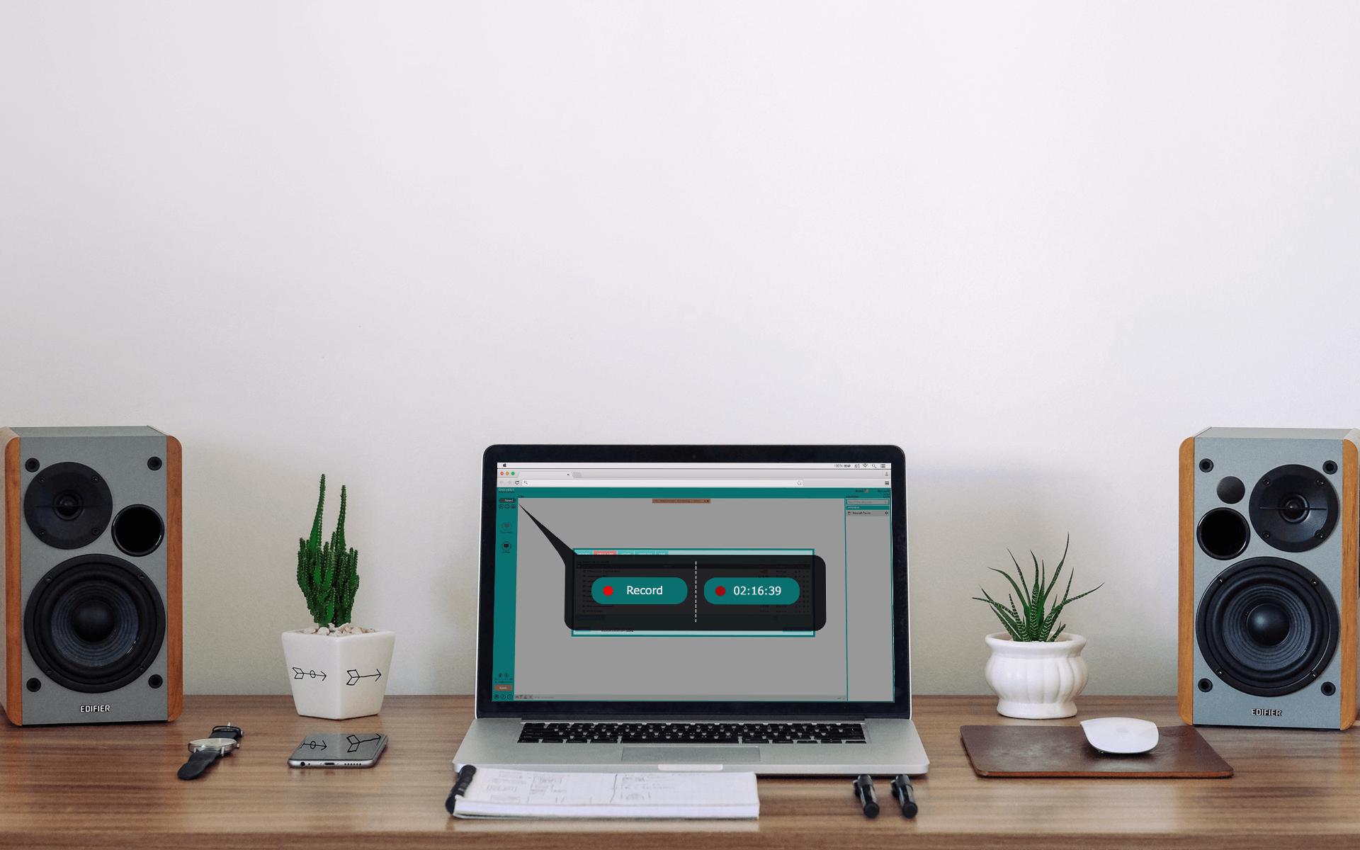 Jak nagrać webinar na komputer?