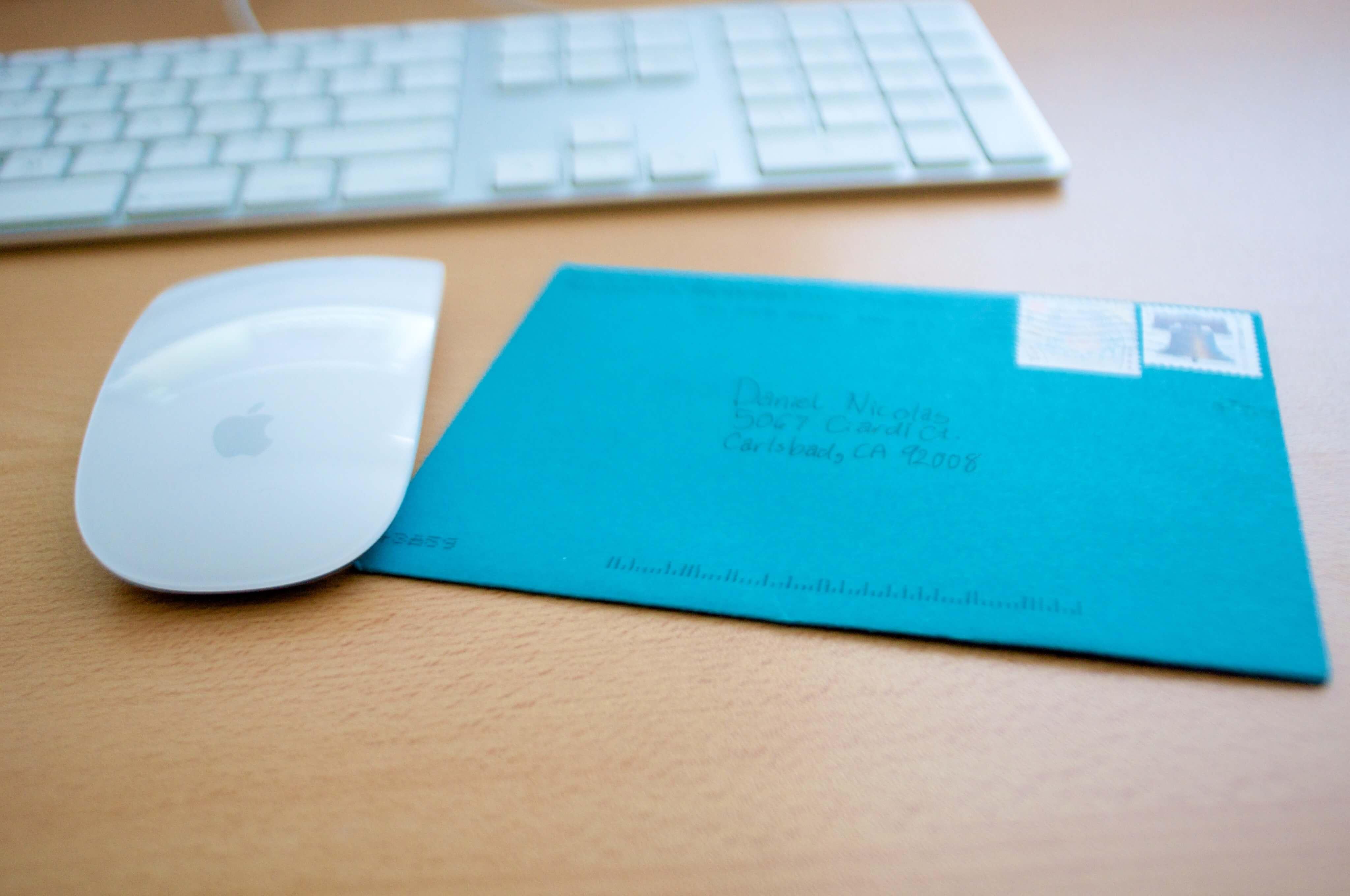 mailing przed i po webinarze