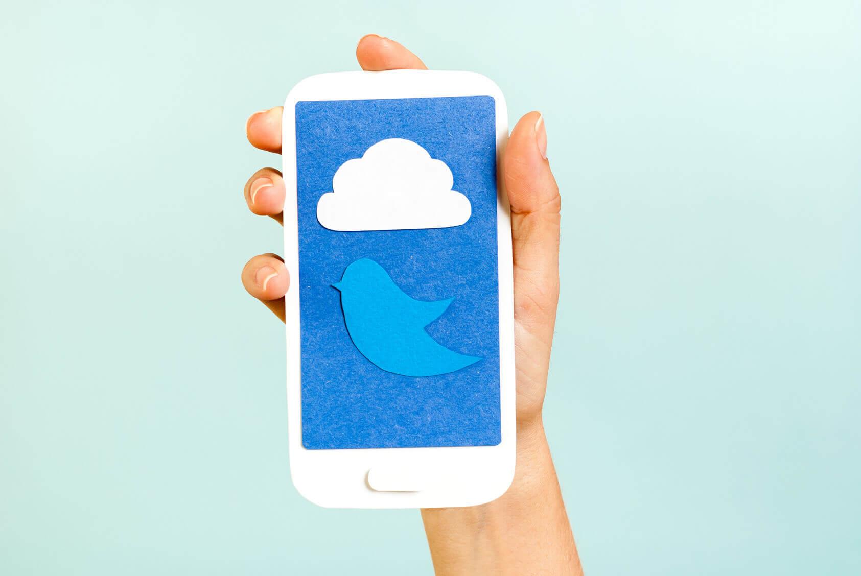 Promocja webinarów na Twitterze