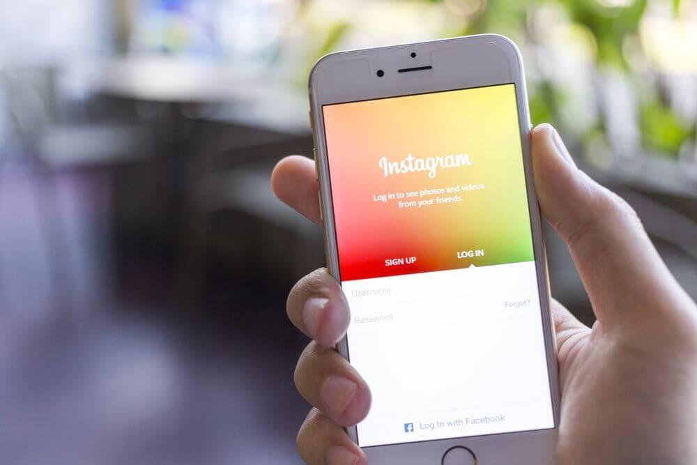 Instagram do promocji webinarów