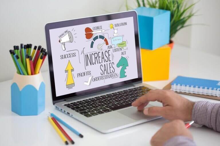sprzedawać e-learning
