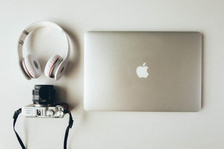 sprzęt do tworzenia kursu online