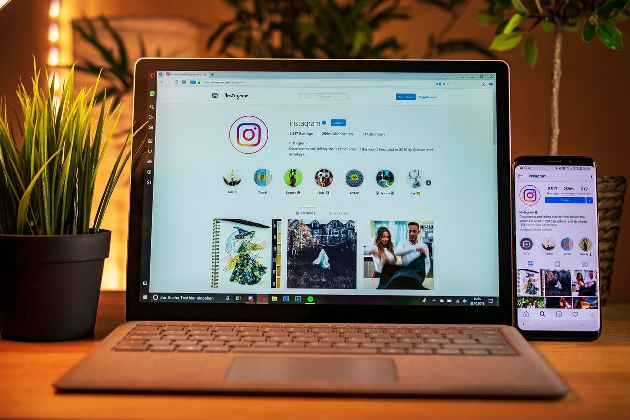 sprzedawać online kurs na instagramie