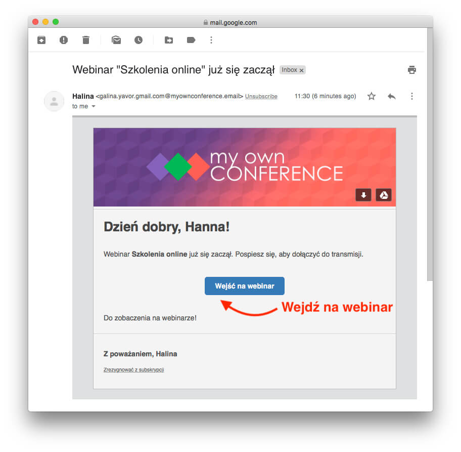 Wejdź na webinar