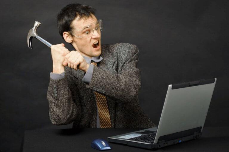 uczestnicy webinaru narzekają