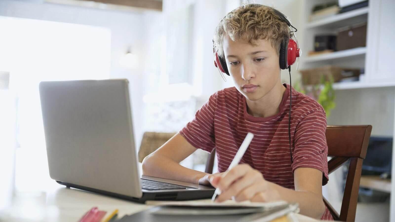 prowadzić lekcje online