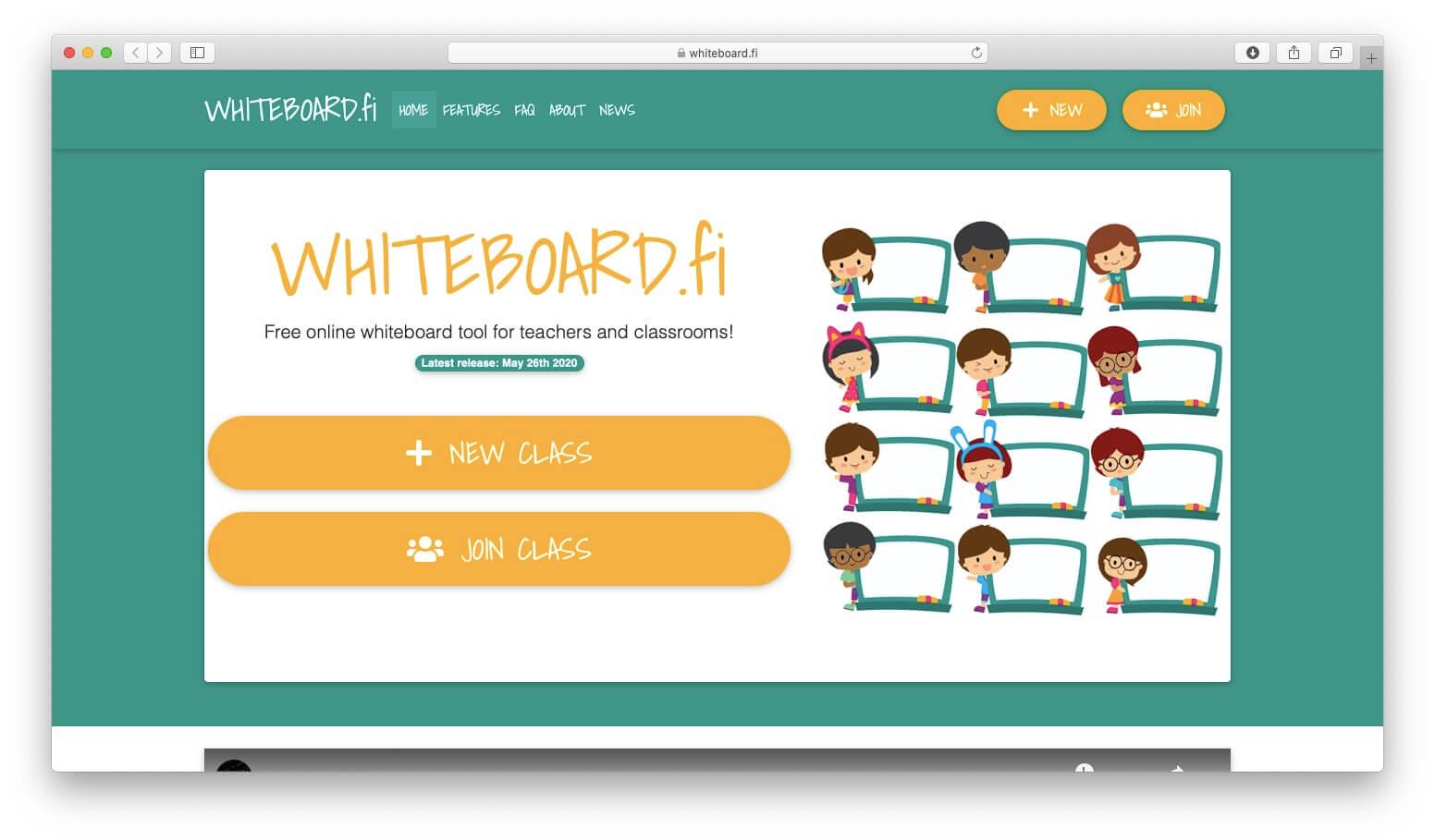 Tablice interaktywne do e-learningu
