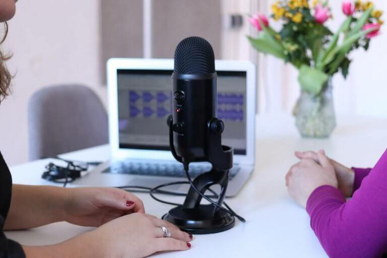mikrofon zewnętrzny do webinaru