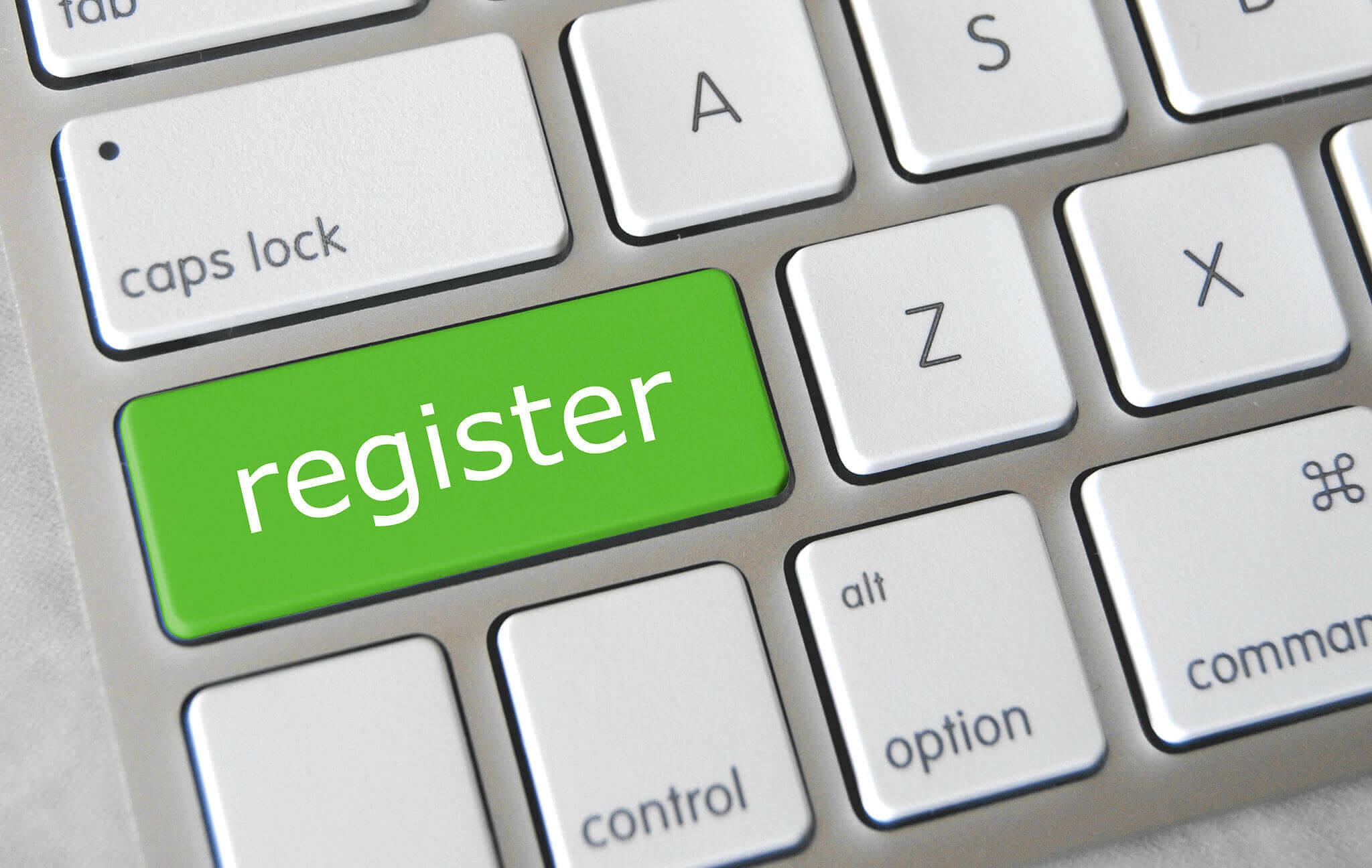 увеличить количество регистраций