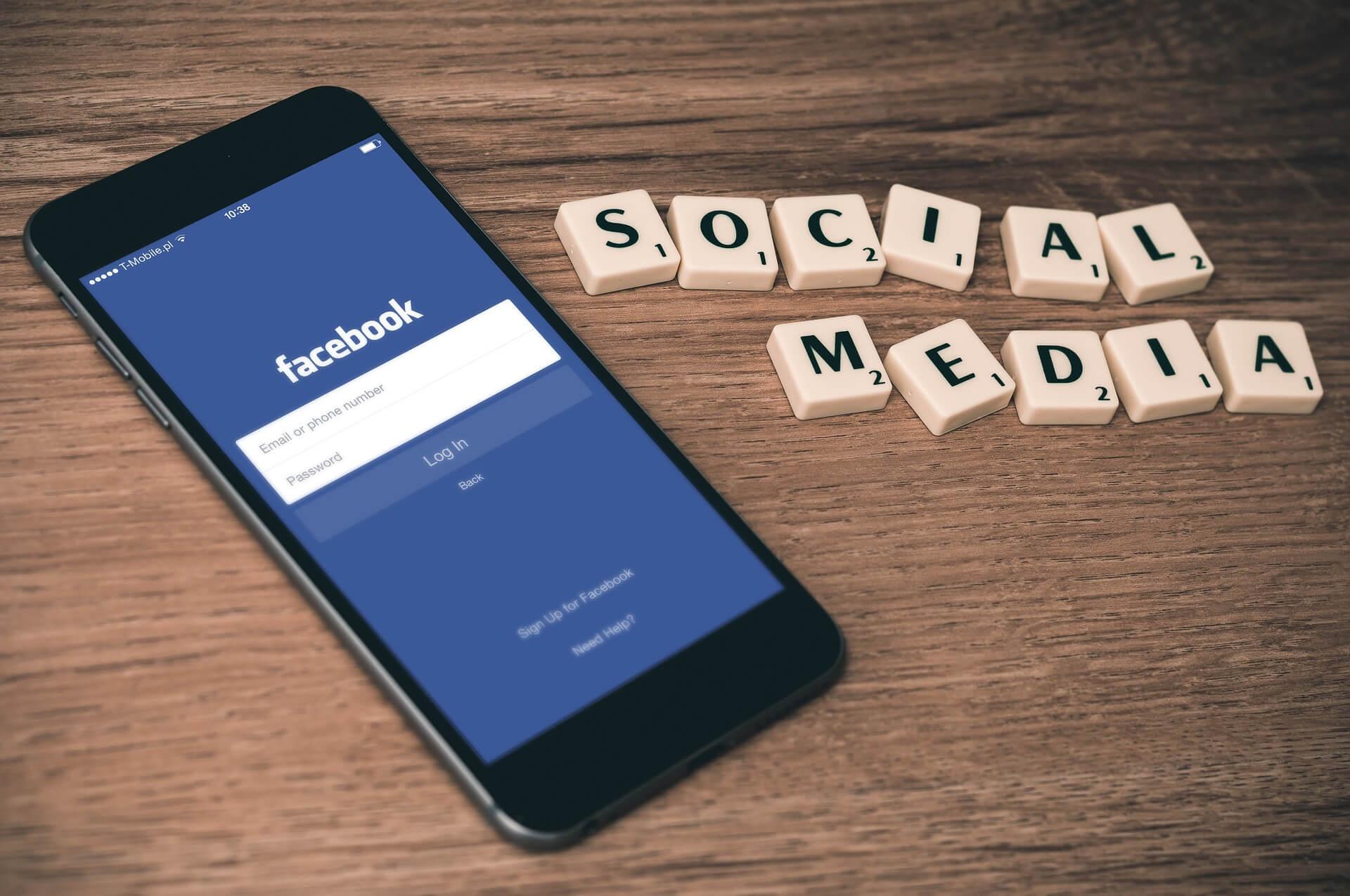 продвижение вебинаров в соцсетях