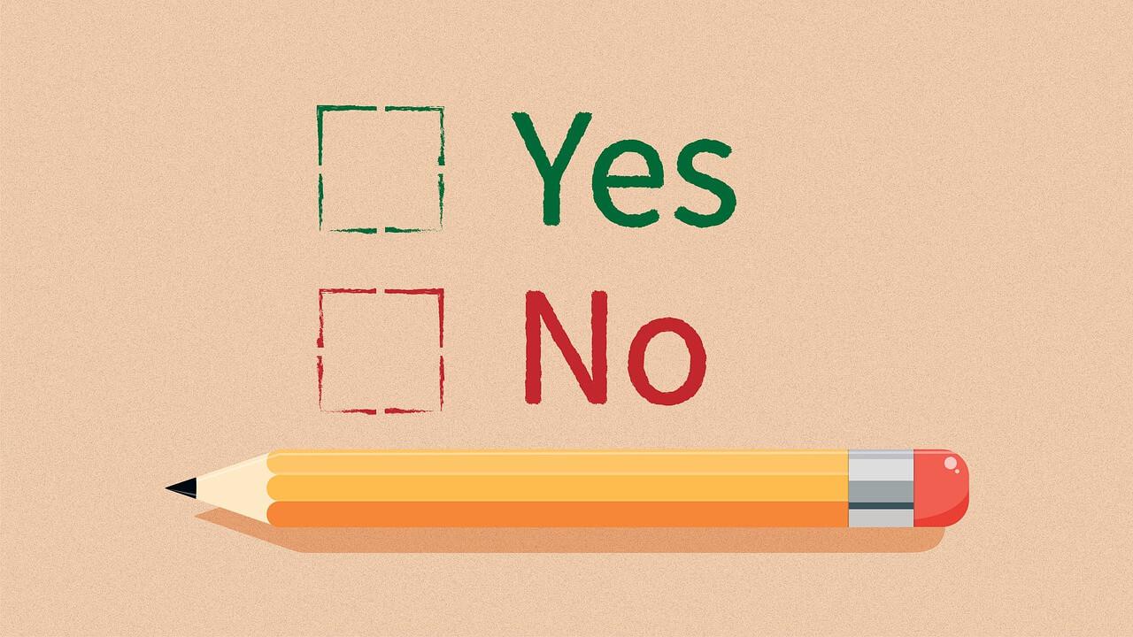 голосование на интересном вебинаре