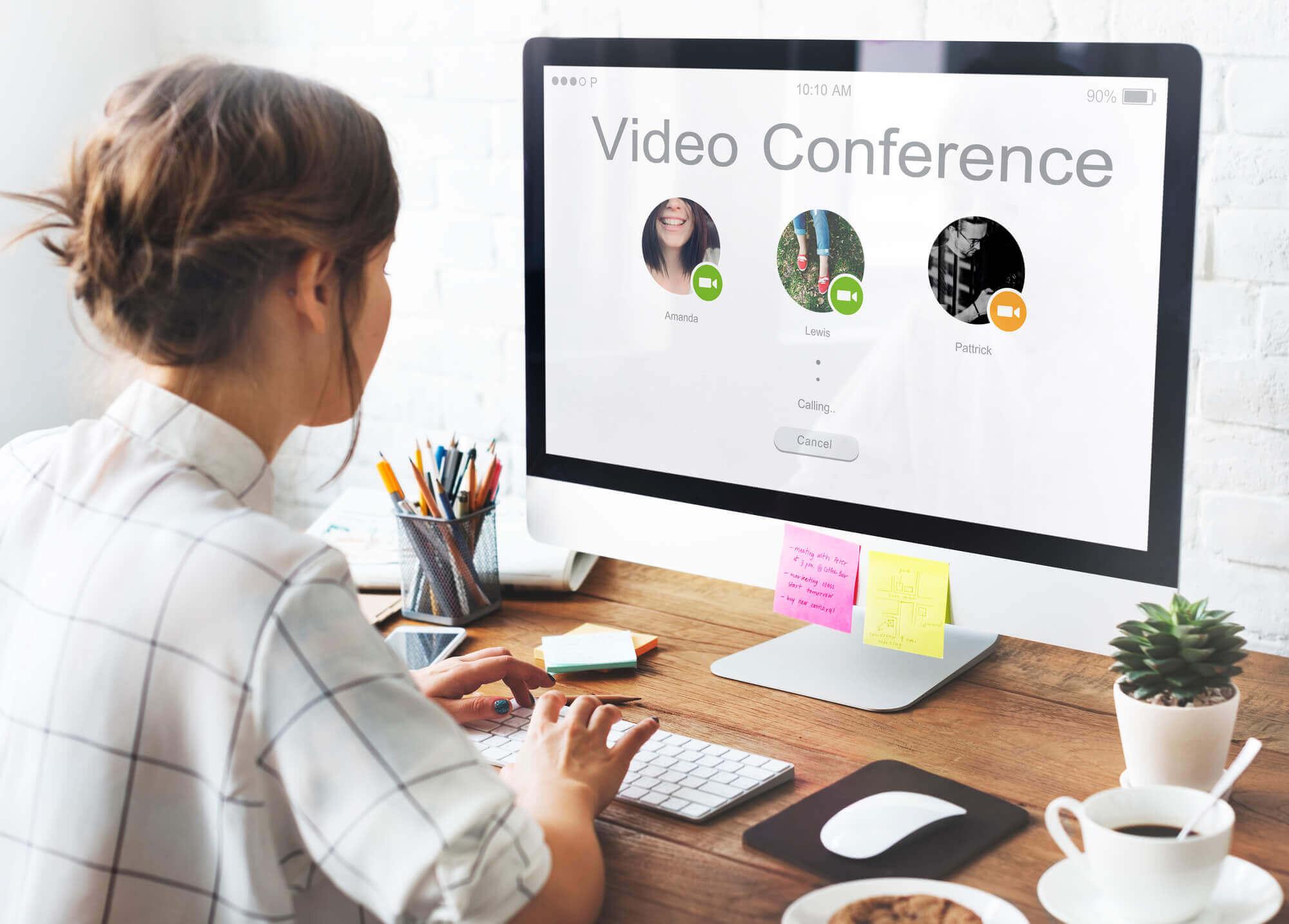 сервис видеоконференций