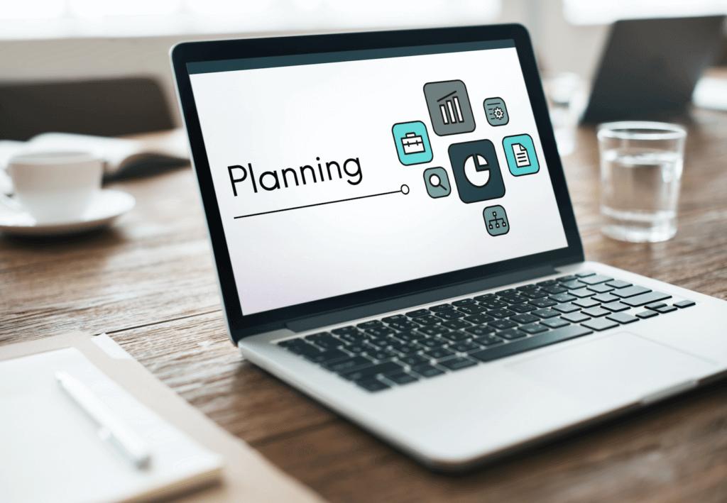 Планирование вебинара