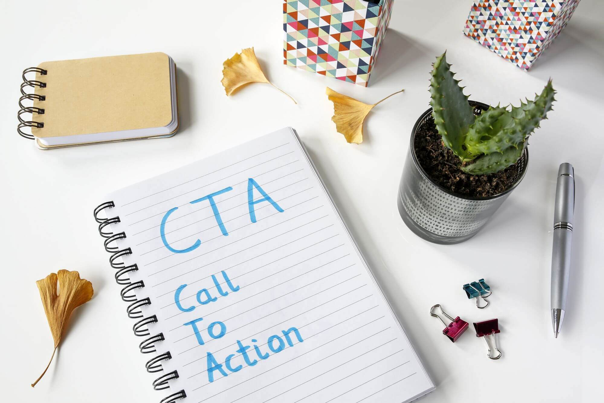 call to action ошибки