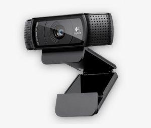 C920 камера для стримов и вебинаров