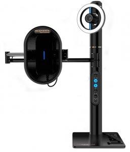 свет, камера и микрофоно для вебинара 3 в 1
