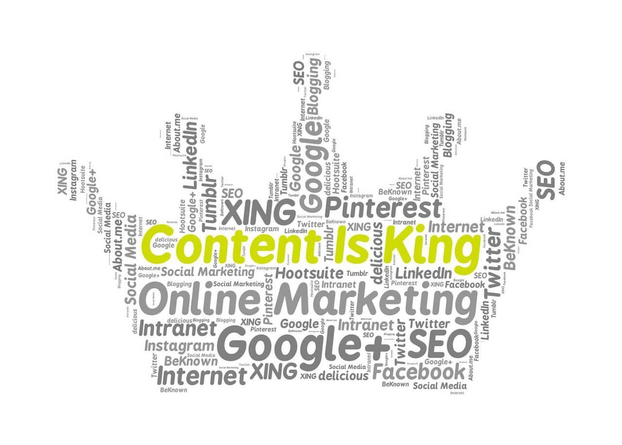 контент для онлайн-бизнеса 2020
